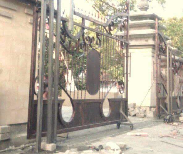 Bikin Kanopi Balkon Pagar-Tralis Murah Kotagede (D.I Yogyakarta) 0821-3628-8788