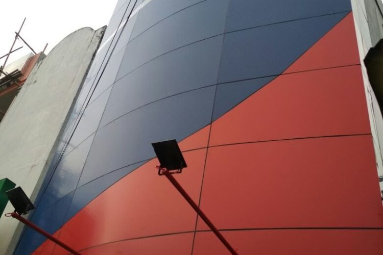Jasa Pasang ALuminium Composite Panel ACP Jogja 0821-3628-8788