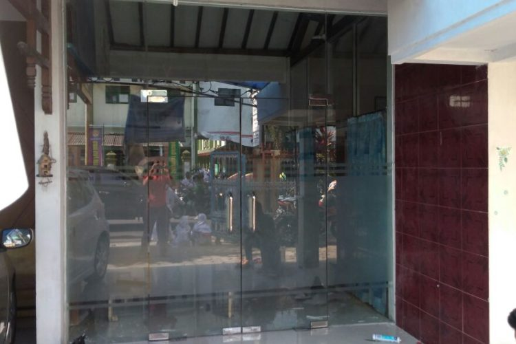 Bikin Pasang Pintu Kaca Murah Kaliurang Jogjakarta (D.I Yogyakarta) 0821-3628-8788