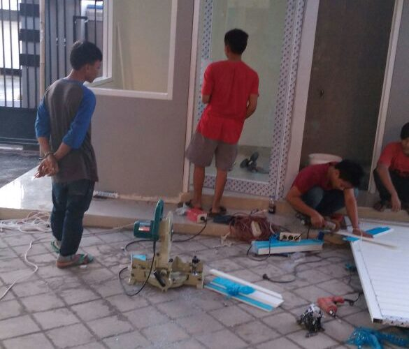 Bikin Pasang Pintu Kaca Murah Prambanan Jogjakarta (D.I Yogyakarta) 0821-3628-8788
