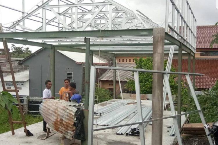 Pasang Baja Ringan Murah Bantul (Yogyakarta) 0821-3628-8788