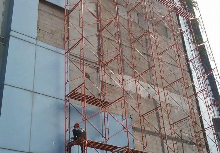 Bikin Curtainwall ACP Magelang 0821-3628-8788